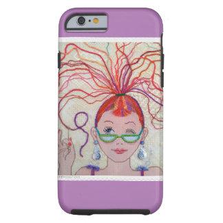Thread Head iPhone 6 case
