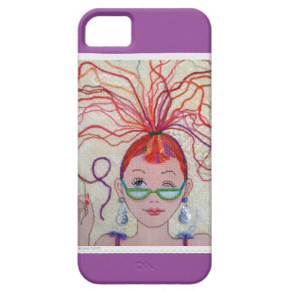 Thread Head! iPhone SE/5/5s Case