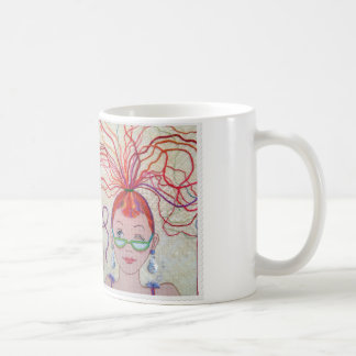 Thread Head! Coffee Mugs