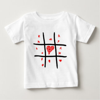 Thread-heart-puzzle.png Baby T-Shirt
