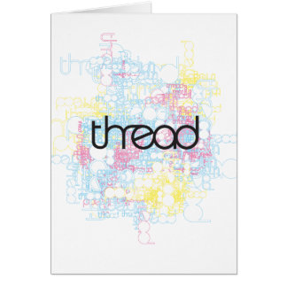 Thread Show Card