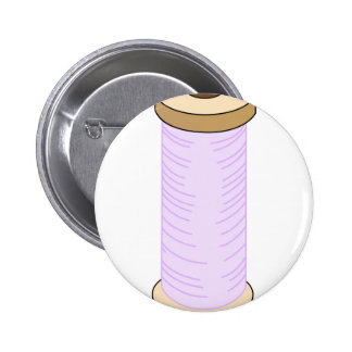 THREAD SPOOL PINBACK BUTTONS