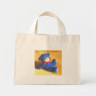 Thread Teddy Bears in Process Tote Bag