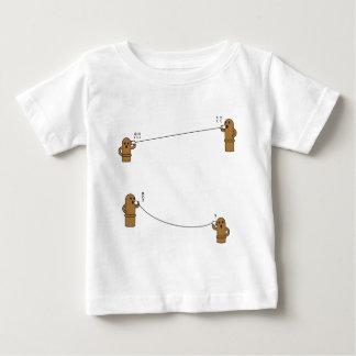 < Thread telephone range - zu > HANIWAs speaking b T-shirt