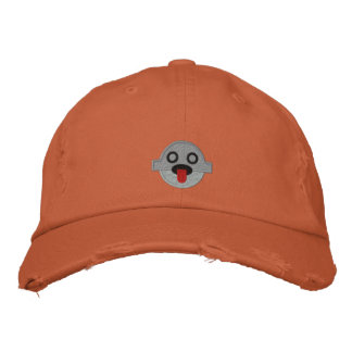 Thready Tsung-Jo Clupkitz Embroidered Hat
