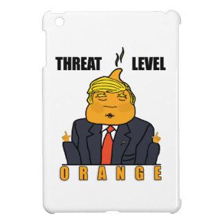 Threat Level Orange iPad Mini Cover