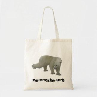 Threatened kind tote bag