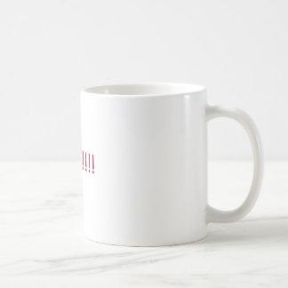 THREATS!!!! COFFEE MUG