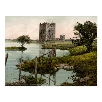 Threave Castle, Castle Douglas, Scotland Postcard