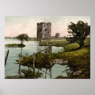 Threave Castle, Castle Douglas, Scotland Poster