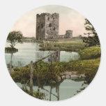 Threave Castle, Castle Douglas, Scotland Round Sticker