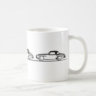 Three 190SLs Mugs