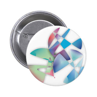 Three Abstract Circles Buttons