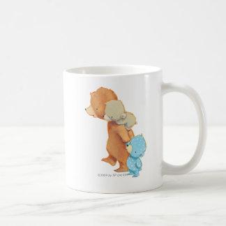 Three Adorable Bear Friends Coffee Mug
