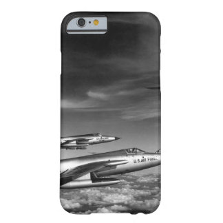 Three Air Force F-105 Thunderchief pilots enroute Barely There iPhone 6 Case