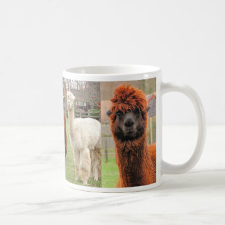 Three Alpacas ~ mug