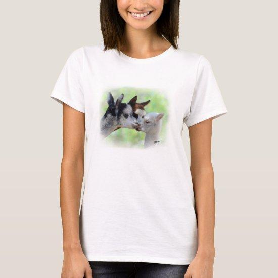 Three Alpacas Shirt