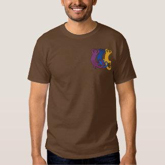 Three Amigo's Embroidered T-Shirt