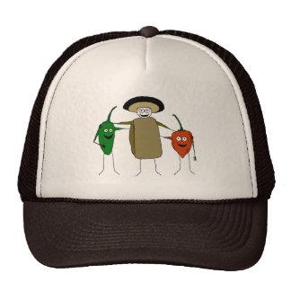 Three Amigos Trucker Hat