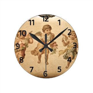 Three Angels (Antique) Clocks