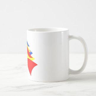 Three Angels Classic White Coffee Mug