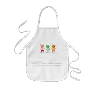 three animals apron