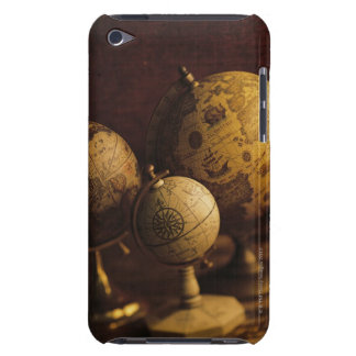 Three antique globes barely there iPod cover