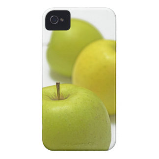Three apples, close-up Case-Mate iPhone 4 case