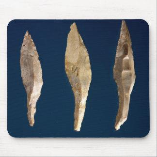 Three arrow heads mouse pad