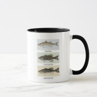 Three Bass Coffee Mug