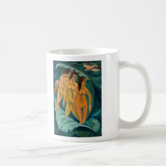 Three Bathers (females nudes) ~ Coffee Mug