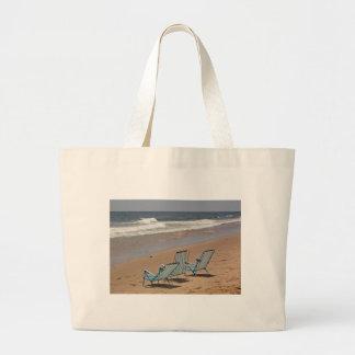 Three Beach Chairs Bag
