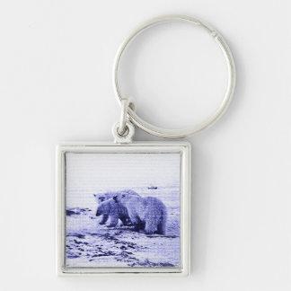 Three Bears Family Keychain