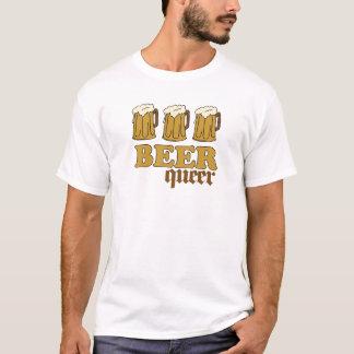 Three Beer Queer (2) T-Shirt