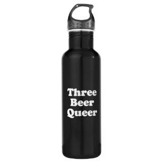 Three Beer Queer Water Bottle