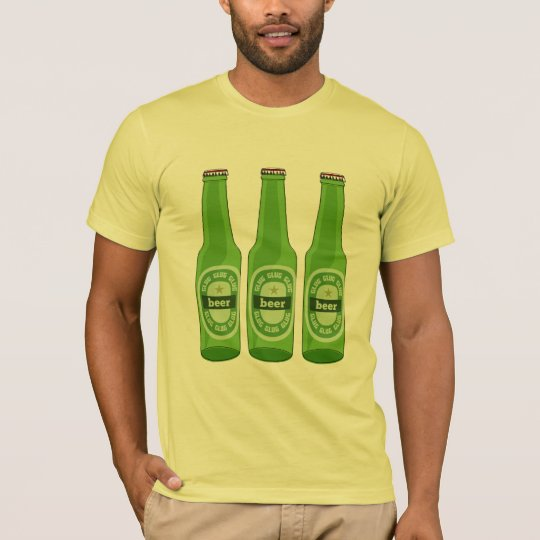 Three beers. T-Shirt