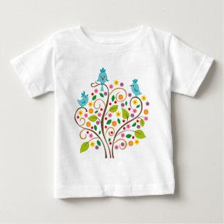 three birds tee shirt