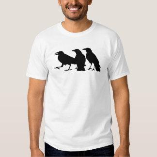 Three Black Crows T Shirt