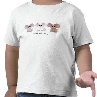 Three Blind Mice A t shirt Tee Shirt
