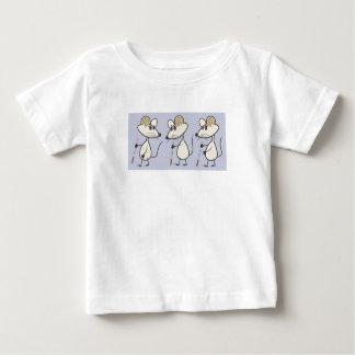 Three Blind Mice Baby T-Shirt