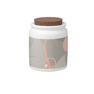 Three Blind Mice Candy Jars