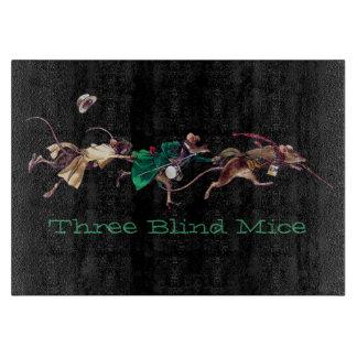 Three Blind Mice Cutting Board