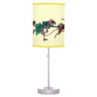 Three Blind Mice Desk Lamp
