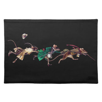 Three Blind Mice Placemats