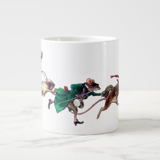 Three Blind Mice Extra Large Mug