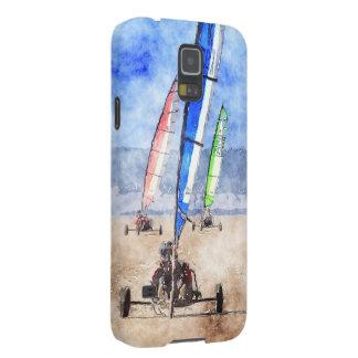 Three Blokarts Galaxy S5 Covers