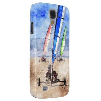 Three Blokarts Samsung Galaxy S4 Covers