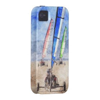Three Blokarts Vibe iPhone 4 Case