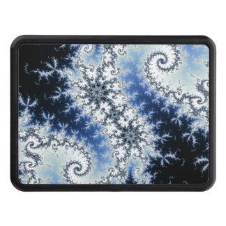 Three Blue Stars - fractal design Hitch Cover