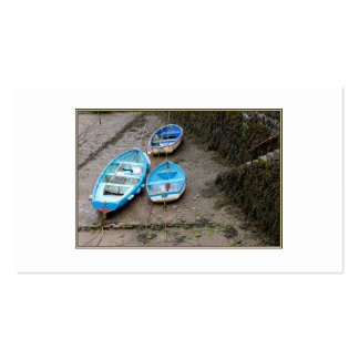 Three Boats Business Card Templates